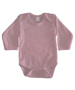 Romper - Lange Mouw - Roze